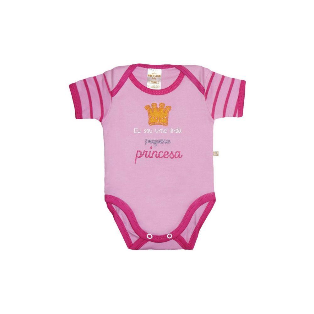 eeeb9cb87 Body Best Club eu sou uma linda pequena princesa - lojadacomadre