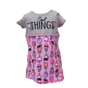 Vestido-infantil-Anime-sorvetes-canelado-L0876