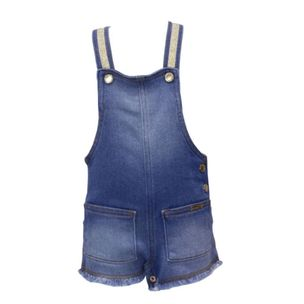 Jardineira-infantil-Anime-jeans-barra-desfiada-MaGG-L0980-