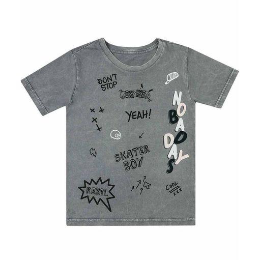 Camiseta-infantil-Ever.be-dont-stop-skater-1a4-10225