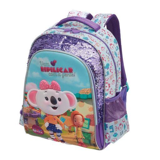 Mochila-infantil-escolar-Lilica-Ripilica-Vem-Ripilicar-971M041