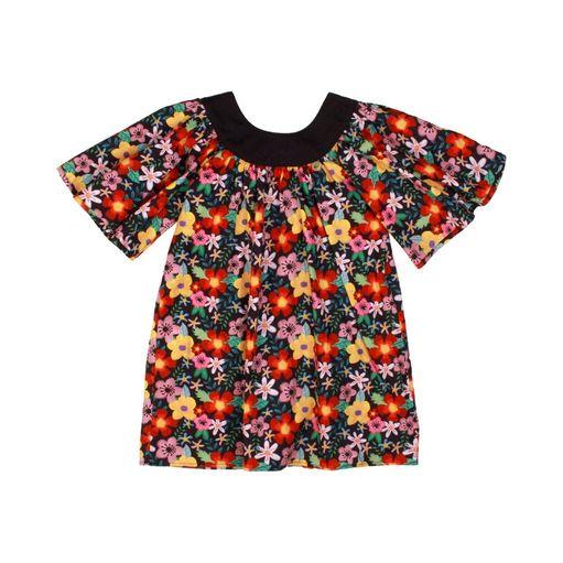-Vestido-Infantil-Precoce-florido-cordao-costas-4a8-MVT2035