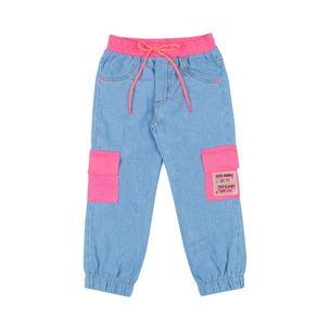 Calca-infantil-Anime-jeans-punho-elastico-bolso-2a6-P3551