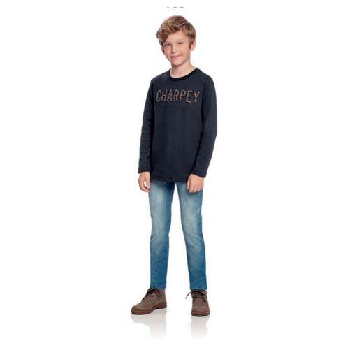 Camiseta-infantil-Charpey-preta-bordado-10a14-20356
