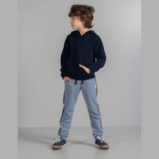 Casaco-infantil-Bugbee-trico-capuz-bolso-4a14-7151
