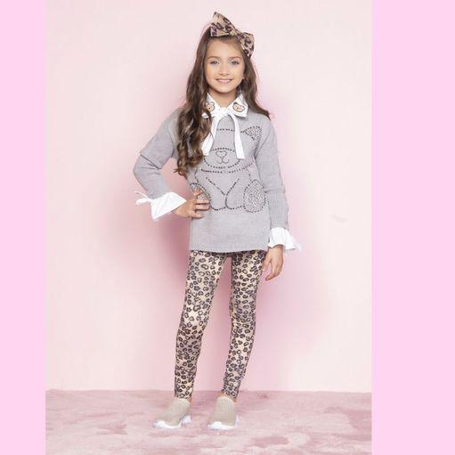 Blusao-infantil-Pituchinhus-strass-urso-tricot-4a8-20747