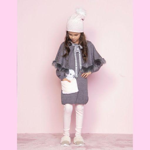 Vestido-infantil-Pituchinhus-tricot-coelho-bolsa-pelos-4a8-20721-