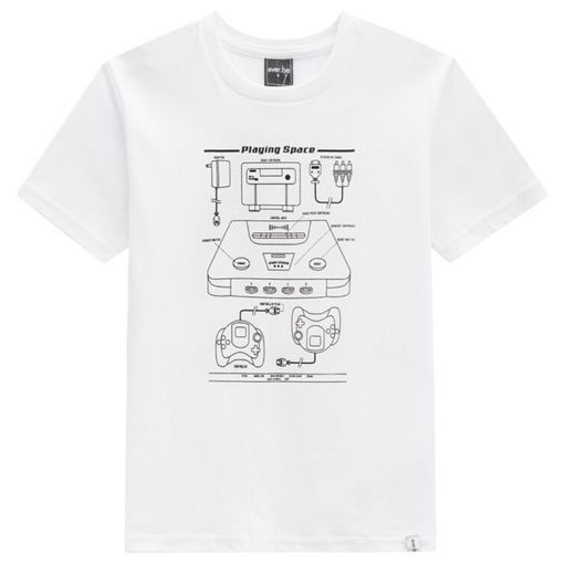 Camiseta-infantil-Ever.be-playing-space-controle-4a12-60403