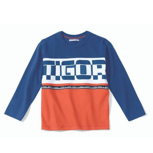 Camiseta-infantil-Tigor-T.Tigre-tigor-marinho-barra-laranja-4a12-10207968-