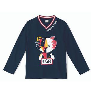 -Camiseta-infantil-Tigor-T.Tigre-gola-V-tgp-1a12-10208046-