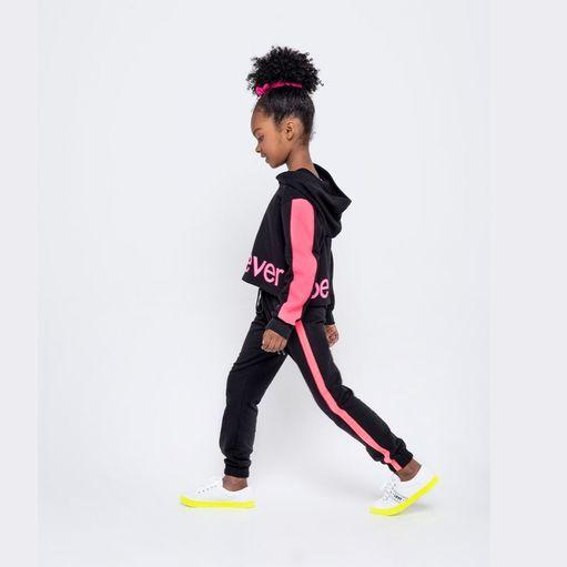 Agasalho-infantil-Ever.be-preto-pink-neon-blusao-capuz-ever-4a12-60094