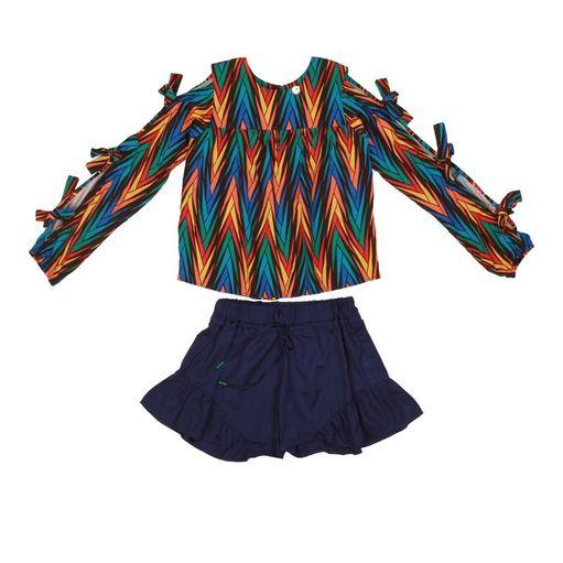 Conjunto-infantil-Precoce-blusa-amarracao-manga-compose-10a16-LCJ2137-