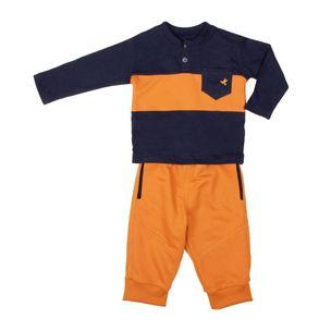 Agasalho-de-bebe-Precoce-camiseta-bolso-passaro-2-botoes-calca-MaGG-BCJ2191