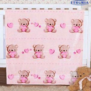 Cobertor-Etruria-Microfibra-flannel-ursinha-coracao-19652001-