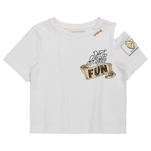Blusa-infantil-Anime-Dont-Forget-Have-Fun-8a16-N0980