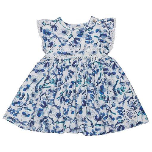 Vestido-de-bebe-Anime-florido-azul-Ma1-L1376