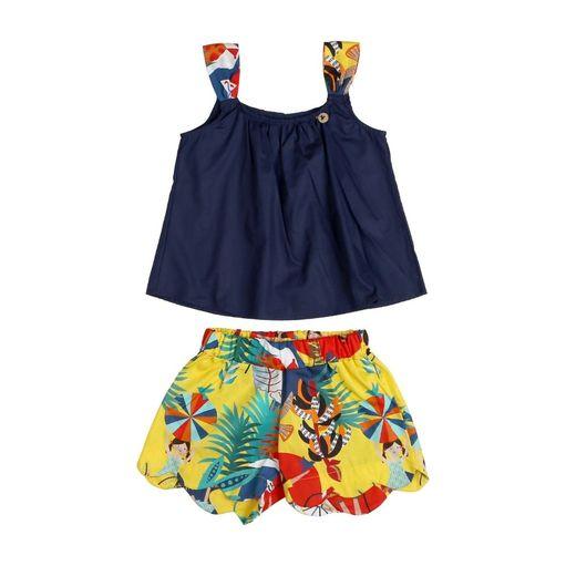 Conjunto-infantil-Precoce-menina-bicicleta-shorts-2a4-MCJ2268