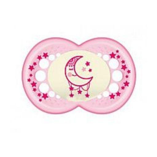 Chupeta-Mam-Original-Night-Girls--6--Meses--estrela-2526-
