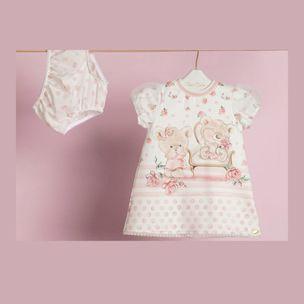 Vestido-de-bebe-Petit-Cherie-urso-rosas-tule-PaG-51308017056