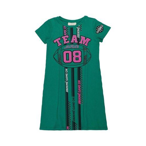 -Vestido-infantil-Anime-canelado-verde-team-10a16-N0823-