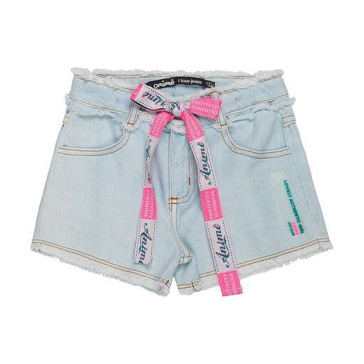 Shorts-infantil-Anime-lola-e-pernalonga-jeans-8a16-N1014-