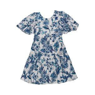Vestido-infantil-Anime-flores-passaros-2a8-P3806