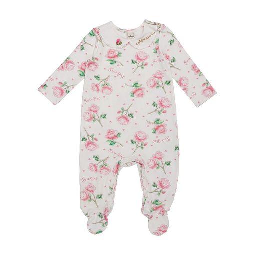 Macacao-de-bebe-Anime-florido-gola-RNaG-L1433