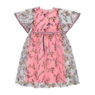Vestido-infantil-Anime-canelado-tule-10a14-N1109-