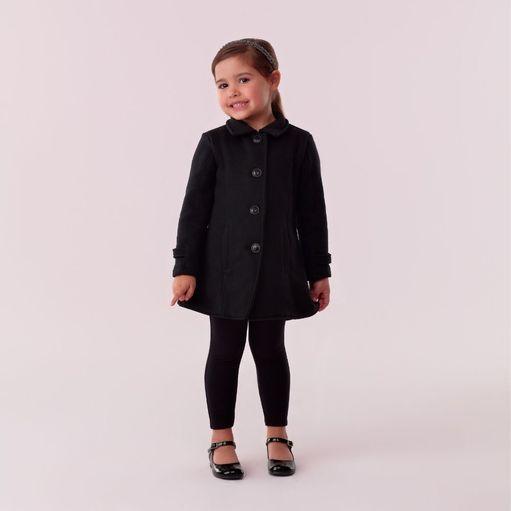 Casaco-infantil-Petit-Cherie-preto-botoes-2a6-51111421016-