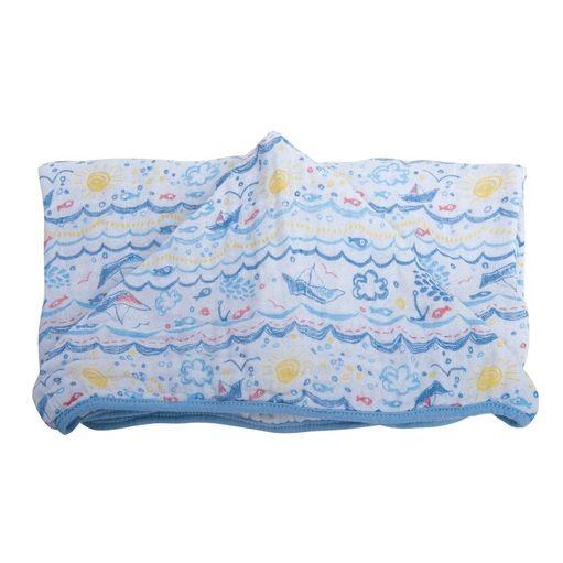 Toalha-fralda-Baby-Joy-soft-barquinho-com-capuz-4083303010026
